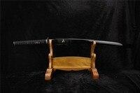 new product Practice katana Japanese Handmade katana samurai sword IAIDO full tang Self steelmaking can bend 30 degree