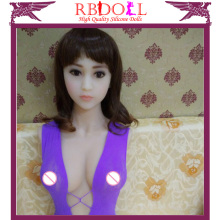 2016 hot artificial 100 cm full silicone sex doll with drop ship