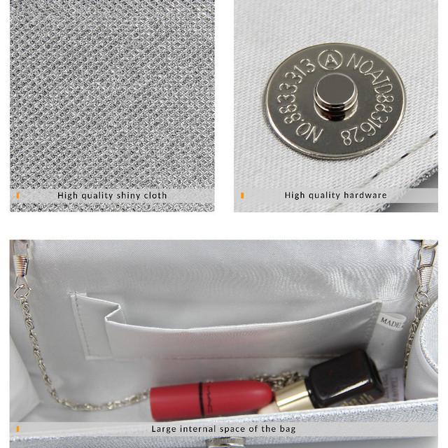 Shoulder Simple Design Elegant Wallet Handbag