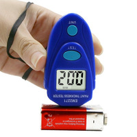Mini Digital Coating Thickness Gauge Car Paint Thickness Meter Paint Thickness Tester Thickness Gauge
