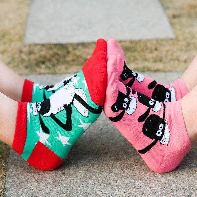 422d0517bf30c9 Simpson Calzini, primavera ed Estate Nuovo Cotone Donne Calze, Cute Cartoon  Animal calzini del