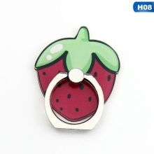 Стиль фрукты мобильный телефон с мультяшками кольцо кронштейн для Apple 6s 7 8 XR XS Max держатели для мобильных телефонов