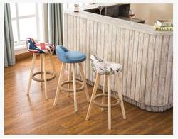 Кофе дом барный стул Северной американской моды мебель стул ОПТ и Розница Бесплатная доставка