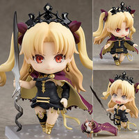 10CM Original Nendoroid Fate/Grand Order Lancer/Ereshkigal ABS & PVC Painted action figure collection toy doll with box