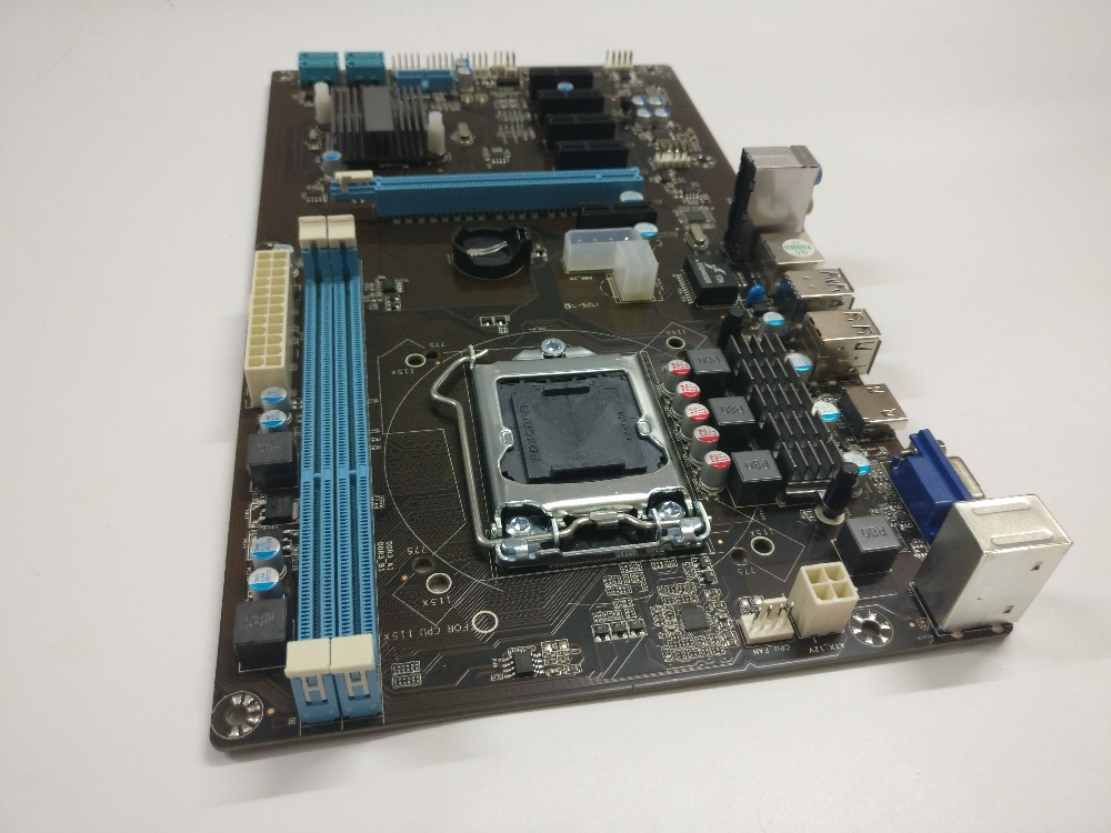 ETH miner motherboard new support 6 graphics card instead TB85 TB250 motherboard suitable for ETH miner RX470 RX480 RX570 RX580. 2