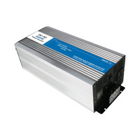 DC 12V , DC 24V, DC 48V input AC 220V or AC110V output DC AC 6000W PURE SINE WAVE POWER INVERTER electric inverter