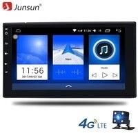 Junsun 2 Din 4G Univeral Car DVD 7 Android 6 0 Radio Player 1024 600P ROM