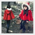 2016 Новая Мода Девушки Осень Зимнее Пальто Сгущает Дети Плащ Шерстяная Ткань Пальто Европа Стиль Шаль Детская Одежда HL0994