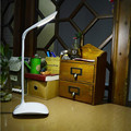 LED Touch On/off Switch Desk Lamp Children Eye Protection Student Study Reading Dimmer Foldable Rechargeable Led Table Lamps
