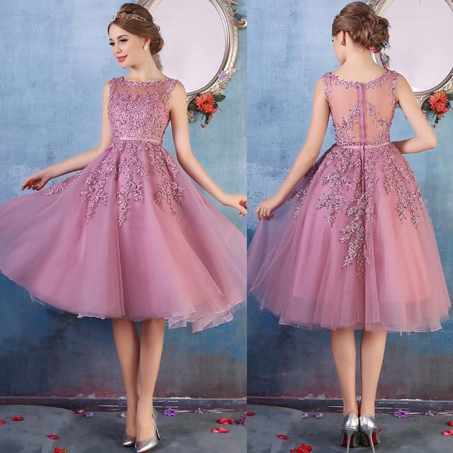 Formal Dresses Knee Length