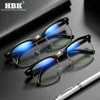 Classic Anti Blue Light Computer Glasses Frame Men Women Gaming Reading Blue Ray Blocking Eyeglasses Ultralight Frame Eyewear