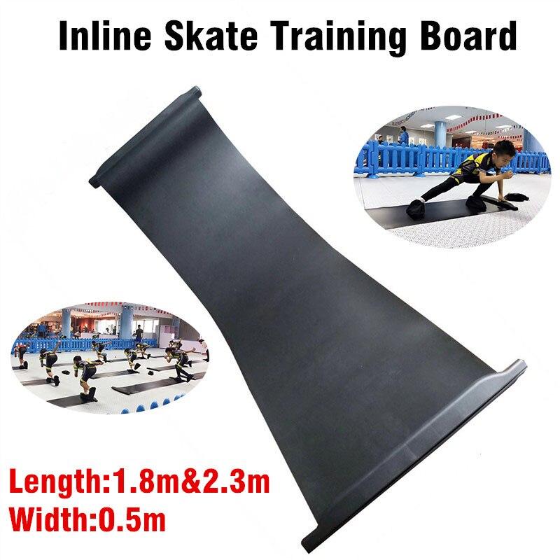 SCIVOLO ALLENATORE del pattino di Rullo di formazione balance board attrezzature per l'allenamento in linea pattinaggio Coaching e di Formazione di materiale didattico