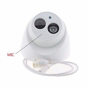Image 4 - Сетевой видеорегистратор Dahua IP Камера 4MP IPC HDW4436C A IR50M H.265/H.264 Full HD Встроенные микрофон CCTV сеть Камера WDR (широкий динамический диапазон) мулли язык капельницы