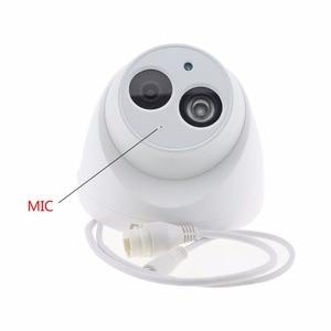 Image 4 - Dahua IP Camera 4MP IPC HDW4436C A IR50M H.265/H.264 Full HD Built in MIC CCTV Network Camera WDR Mulli language IVS