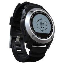 Smartch GPS Спорт Смарт часы S928 Bluetooth часы монитор сердечного ритма шагомер Скорость трекер Давление Температура Водонепроницаемый