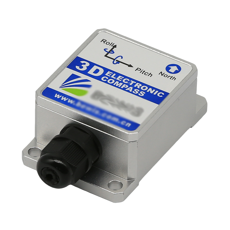 SEC295 Nine 9 Axis All Attitude AHRS Module  Heading Reference System Digital Compass Sensor ( RS232 RS485 TTL Modbus Optional) imu 9 axis attitude sensor instead of 6050 9250 ahrs accelerometer gyro inertial 6 axis