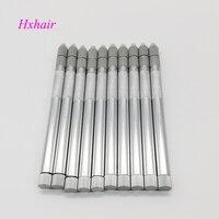 бесплатная доставка-100 шт. алюминиевая многоцелевая ручка тяговая игла/микро кольца со звеньями/петля для наращивания волос инструменты