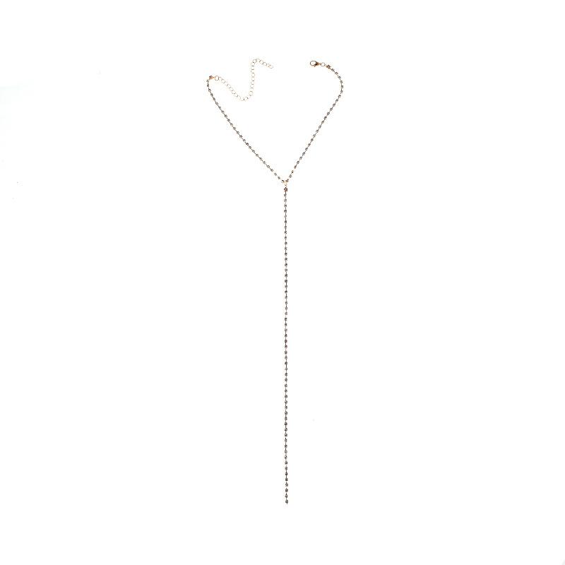 HTB1BCKUQFXXXXXkXFXXq6xXFXXX4 Sexy Women's Rhinestone Studded Choker Necklace