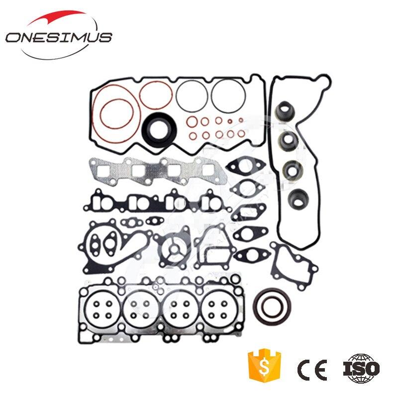 oem 10101 5m025    10101 8h825 4cylinders engine full head gasekt set for n yd22ddti yd22ddt