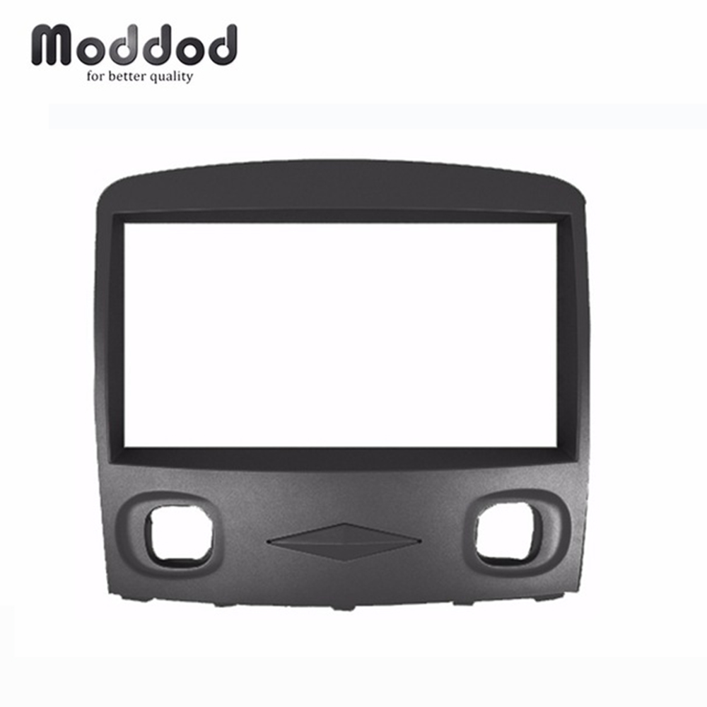 Double Din Fascia Stereo Panel for FORD ESCAPE Radio Dashboard Refitting Dash Mount Aftermarket