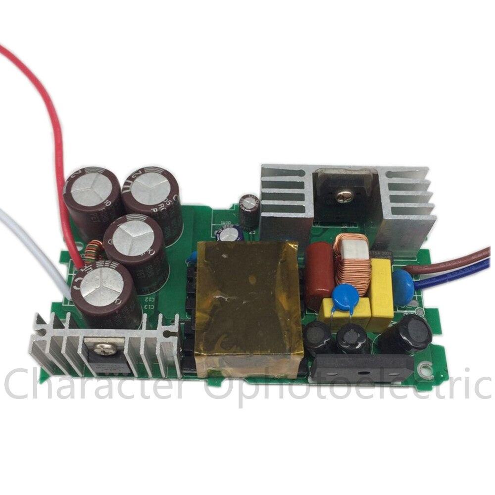2PCS 100W LED Driver Constant Current Power Supply For 100Watt High power LED Light Lamp Bulb AC85V 277V TO DC 18V 36V 3000ma in Lighting Transformers from Lights Lighting