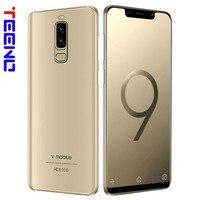 TEENO VMobile S9 Mobile Phone Android 7.0 5.84 19:9 Full Screen 2GB +16GB 13MP Camera 3800mAh Unlocked Quad Core Smartphone