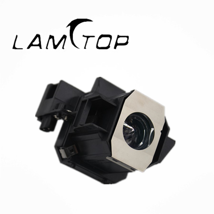 Free shipping  compatible  Projector lamp with housing/cage    ELPLP35   fit for  EMP TW600 replacement projector bulb compatible projector lamp elplp17 v13h010l17 fit for emp tw100 free shipping