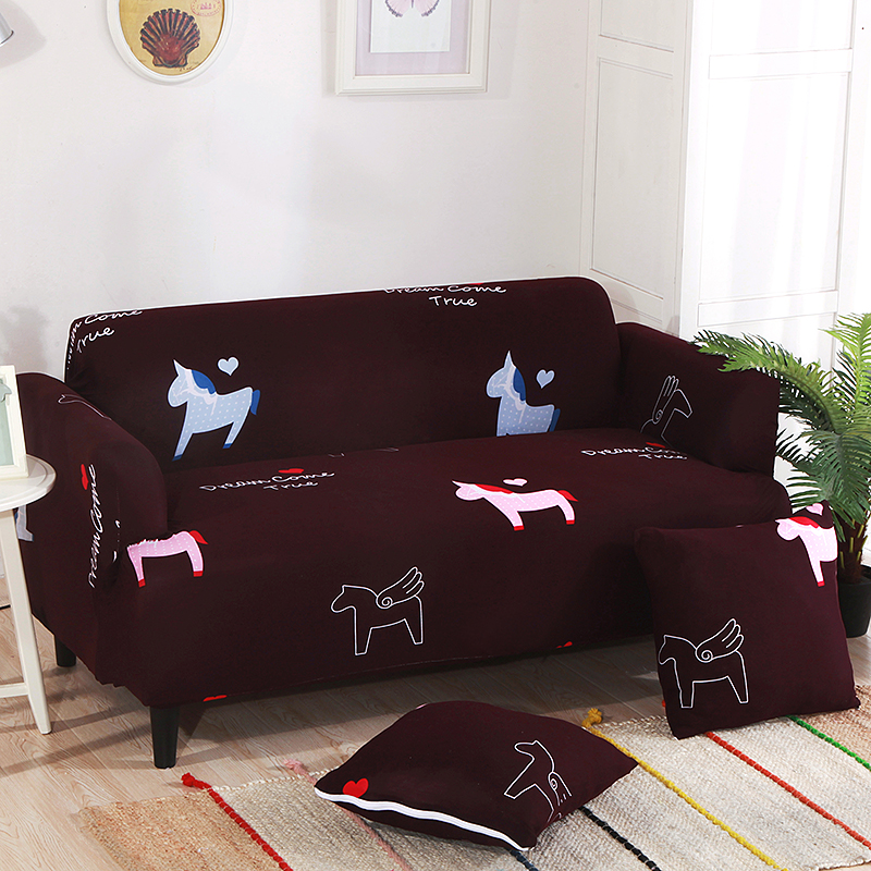Horse Sofa Slipcovers