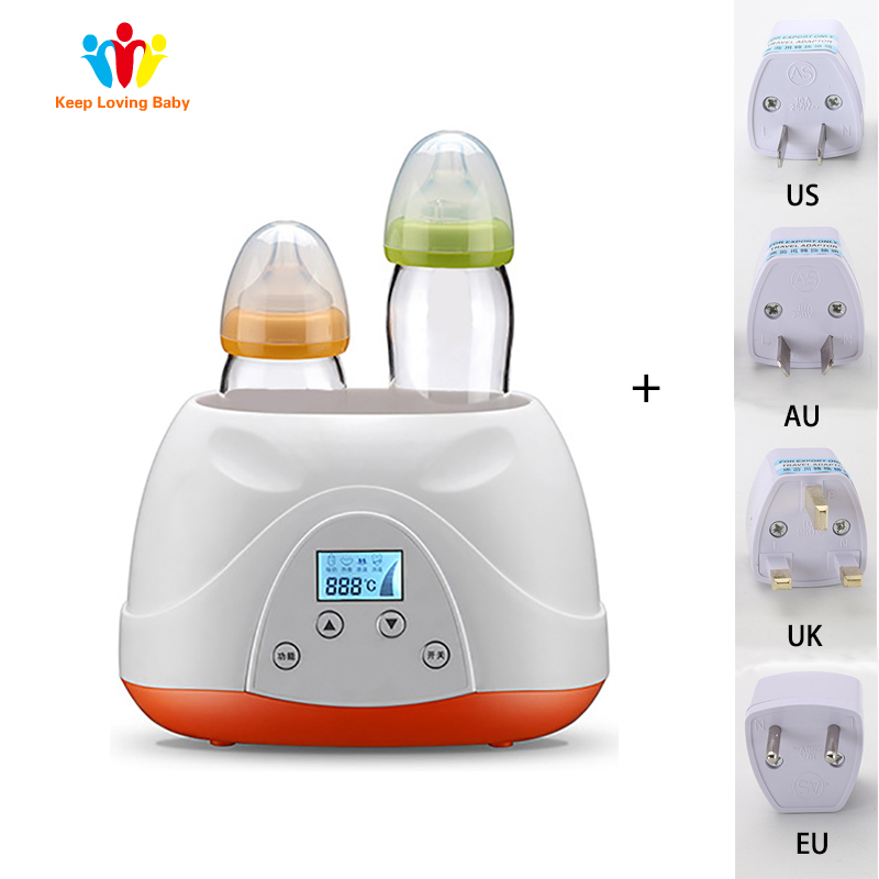 Universal Bottle Sterilizer Nursing Milk Bottle Warmer Baby Food Heating Machine