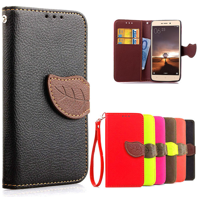 various colors a665e 480bc US $3.99 15% OFF|Redmi 3 Pro Case Luxury Retro PU Leather Wallet Flip Case  Cover for Xiaomi Redmi 3S Phone Case For Xiaomi Redmi 3 Pro Flip Case-in ...