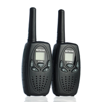 Walkie Talkie 0.5W UHF Europe Frequency RETEVIS PMR446MHz LCD Display RT628 Portable Two Way Radio 8CH PMR radio