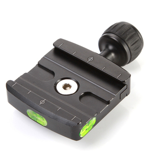 Image 1 - Quick Release Plate Clamp Compatible with Arca SWISS Benro Tripod Ball Head QR 50