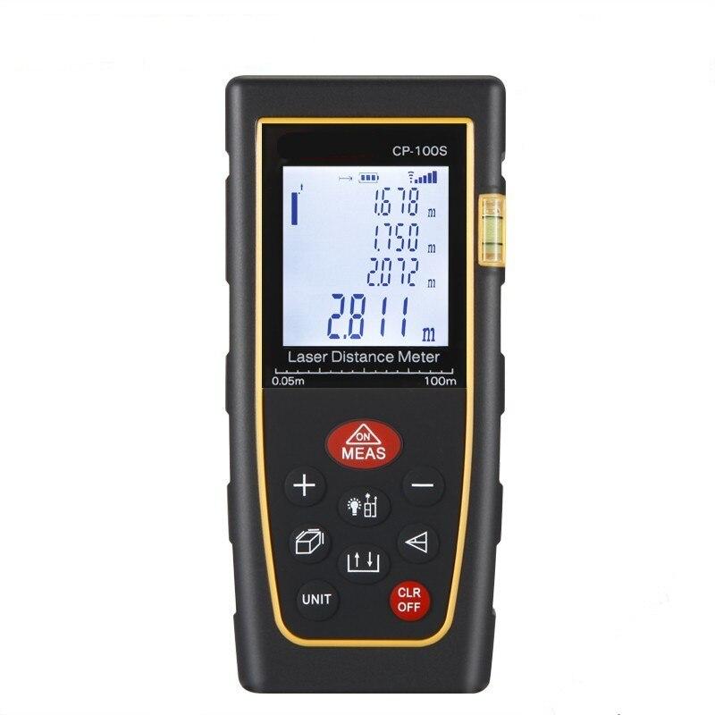 Laser abstand meter 40 M 60 M 80 M 100 M 120 M 150 M laser-entfernungsmesser laser band palette finder messen metro band digitale laser meter
