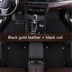 Dywaniki samochodowe dla Mercedes Benz GL X164 X166 GLS klasy GL350 GL450 GL550 GLS350 GLS350 GLS450 GLS500 GLS550 auto mat