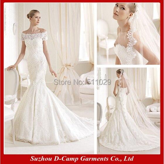 FREE SHIPPING WD-2470 Off shoulder sexy low cut mermaid wedding chinese wedding  dress buying wedding dress from china 1ef5a270c8f0