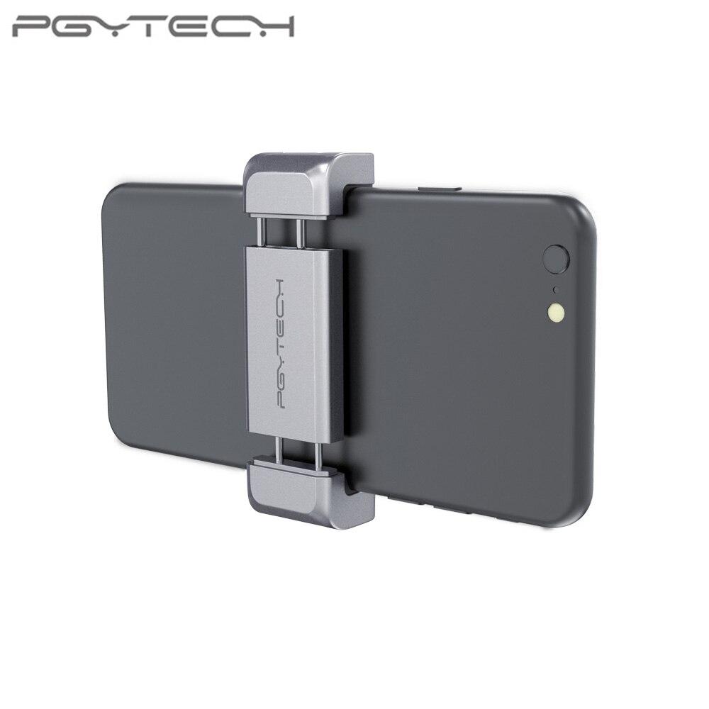 PGYTECH Universal Mobile Phone Clip Holder Mount Bracket