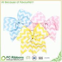 PC grande elogio bow para o bebê bonito de alta qualidade arco de cabelo para as meninas 10 peças