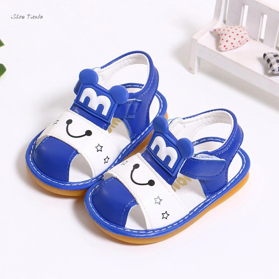 baby first walker shoes Cartoon Anti-slip Soft Sole crib kid beach shoes toddler girl summer shoes girl jelly shoes mini melissa