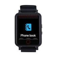 2015 Newest Colorful Waterproof GPS Smart Watch V22 RF V22 Bracelet Tracker For Children Mini Watch