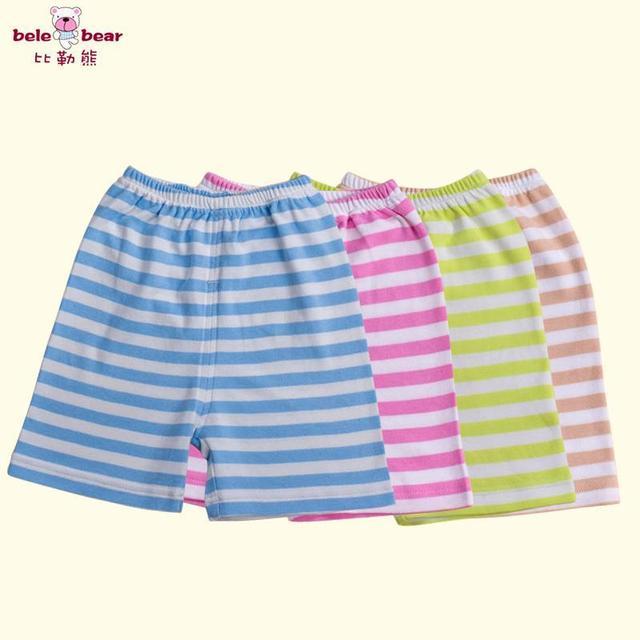 0fdfe30127b57 Short été enfant nouveau né short bébé sous-vêtements en coton 1-3 ans