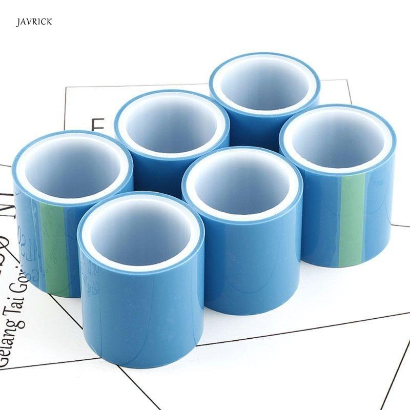 1 Roll 5m UV Tape DIY Epoxy Resin Crafts Tools Metal Frame Anti-leak Glue Adhesive Transparent Jewelry Making Tools