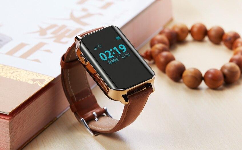 Смарт gps часы телефон локатор трекер и монитор сердечного ритма для пожилых gps + Beidou + wifi + LBS локатор жизни gps платформа - 2