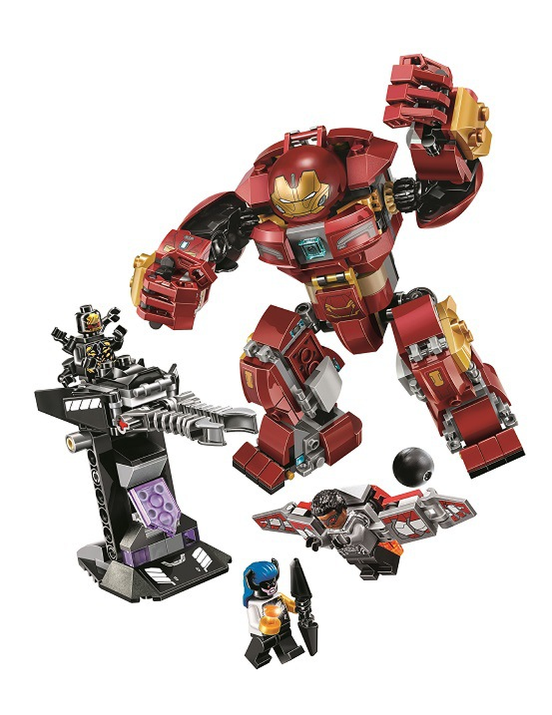 10832 Avengers Infinity War The Hulkbuster Smash-Up Compatible with Legoings 76104 Block Set Building Brick Toy For Kids10832 Avengers Infinity War The Hulkbuster Smash-Up Compatible with Legoings 76104 Block Set Building Brick Toy For Kids