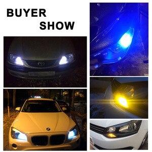 Image 5 - СВЕТОДИОДНЫЙ Автомобильный светильник OXILAM, 10 шт., T10, Canbus W5W, 3014, 24SMD, 194, 168, белый, красный, желтый, без ошибок