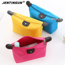 Women Travel Nesesser Toiletry Kits Bag Purse Small Makeup Bag Case Beauty Clutch Travel Cosmetic Bag Organizer Wash Pouch