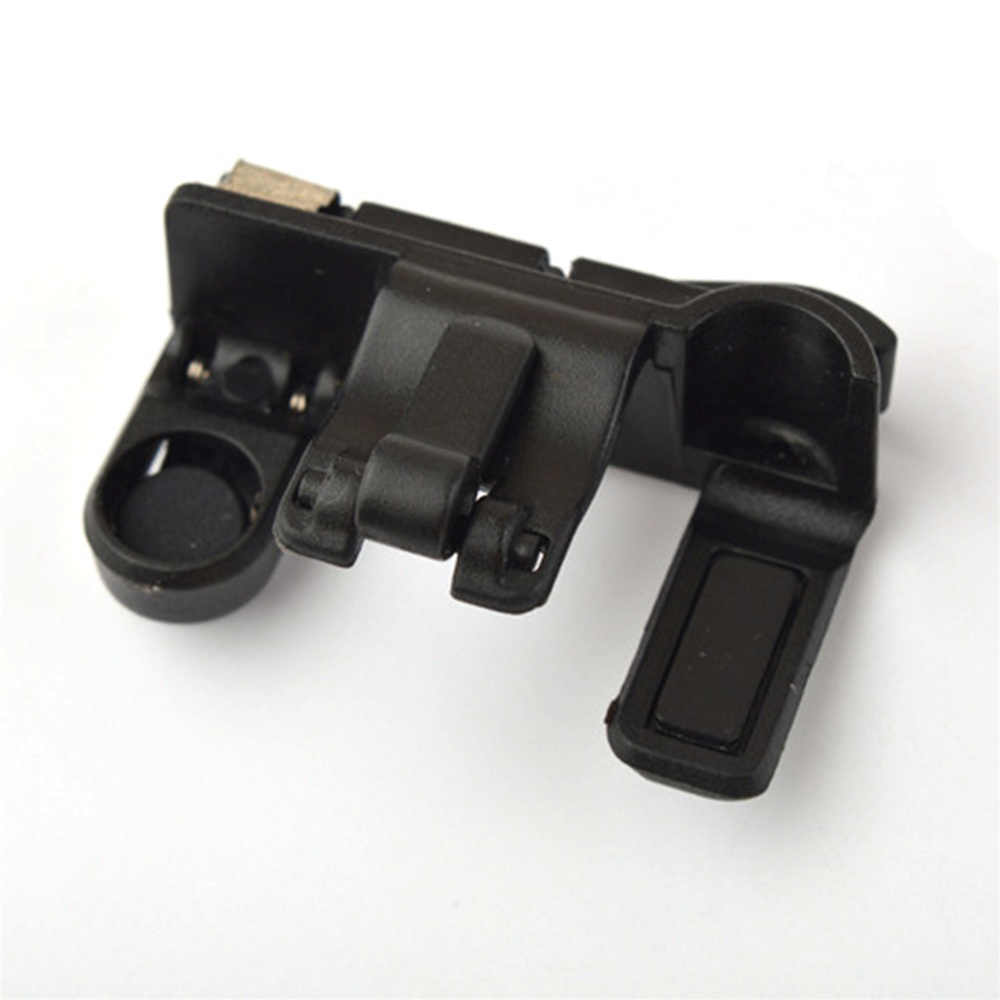 Мобильный игровой джойстик триггер L1R1 контроллер Кнопка огня цель ключ смартфон для PUBG правила выживания мобильный шутер триггеров