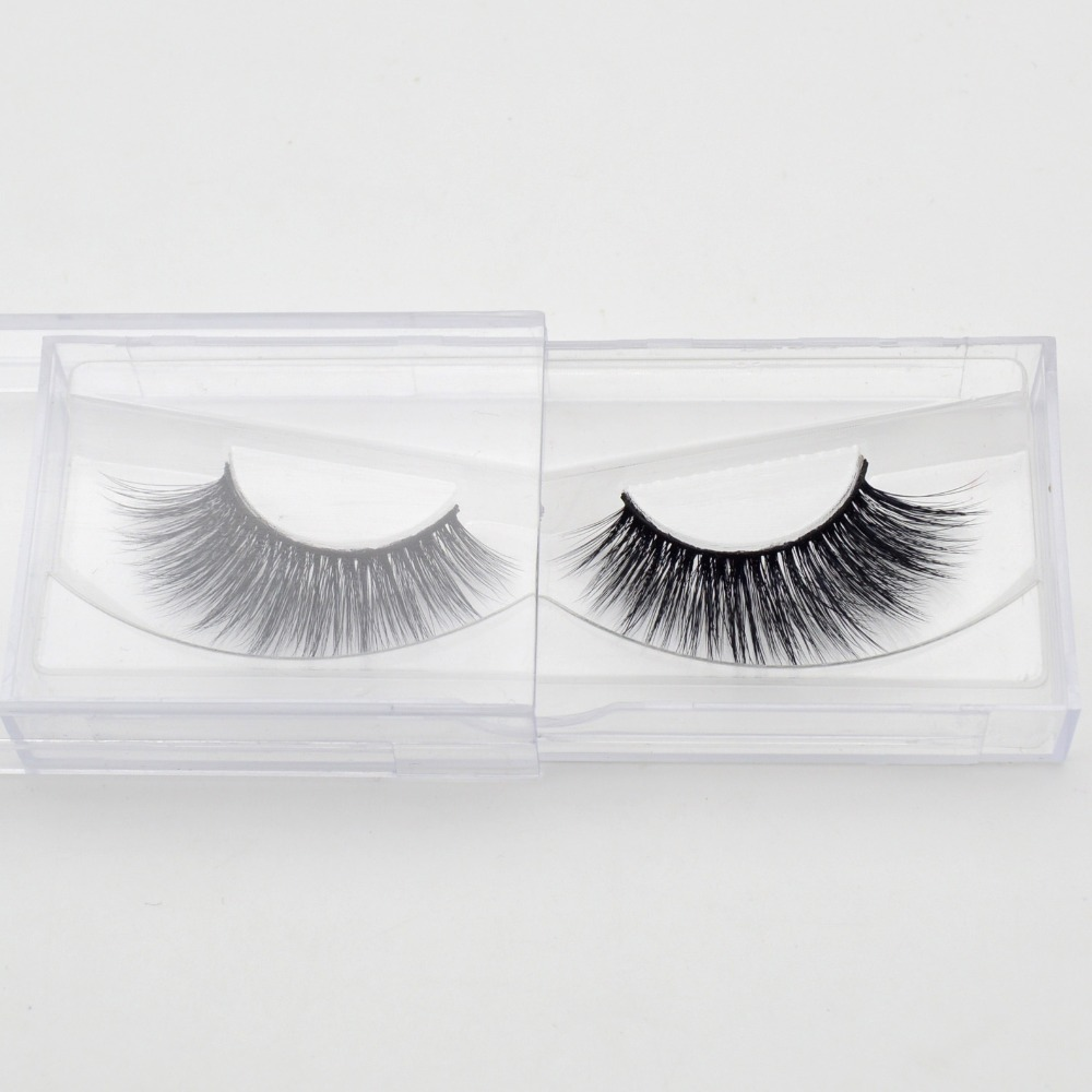 5d3b870ec82 1 pair Bridget mink eyelashes 3D MINK False Eyelashes Hand Made Full Strip  Lashes Fake Eye Lashes Professional Makeup Lashes-in False Eyelashes from  Beauty ...