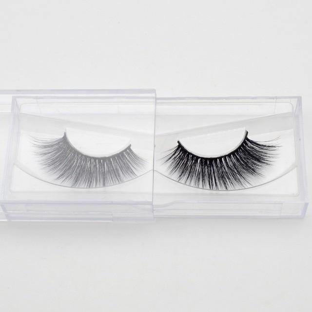 1 pair Bridget mink eyelashes 3D MINK False Eyelashes Hand Made Full Strip Lashes Fake Eye Lashes Professional Makeup Lashes 5