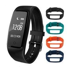 Ituf S1 Умный Браслет Bluetooth 4.0 Oled-экран Водонепроницаемый Монитор Сердечного ритма Смарт-Группы Фитнес-Трекер Для Android IOS Телефон