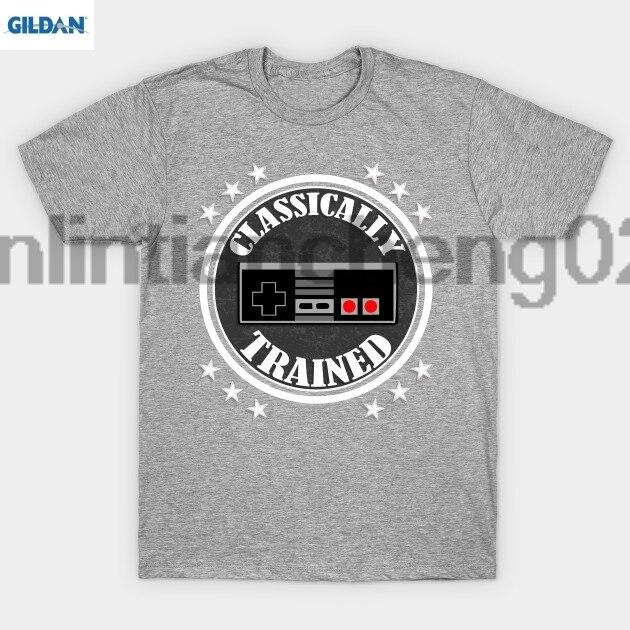 Возьмите классически обученный Ретро Винтаж Видео игровой контроллер футболка